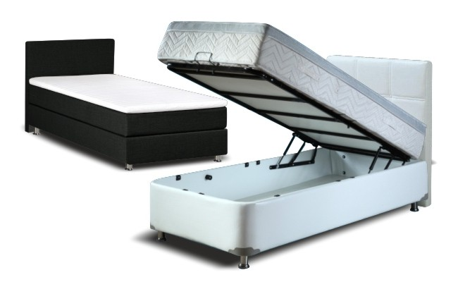 Boxspring Almina (1 pers.)