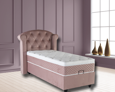 Angel Boxspring (1pers)