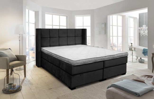 Boxspring Lady Square