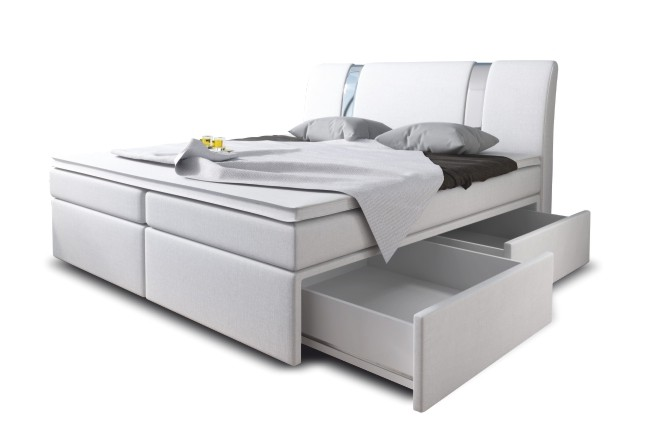 Boxspring Chromo