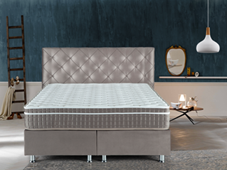 Boxspring Carre